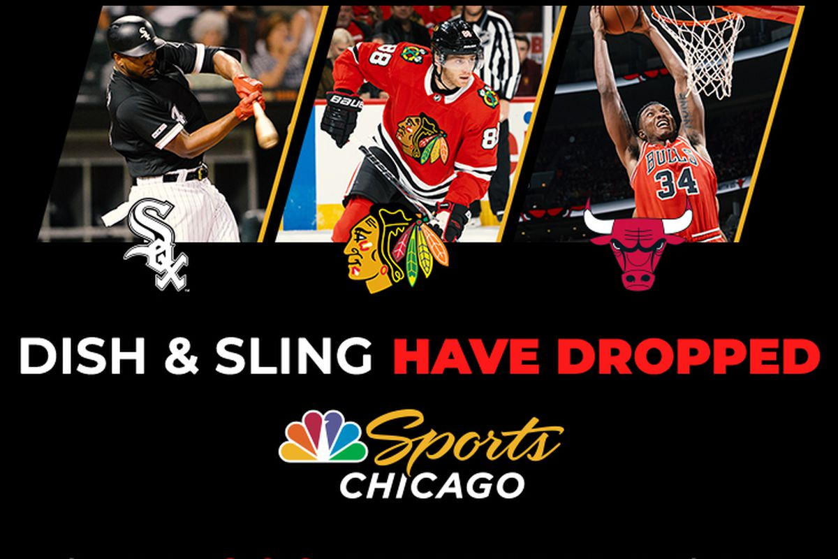 Here's the Dish: NBC Sports Chicago unlikely to appear on satellite provider anytime soon