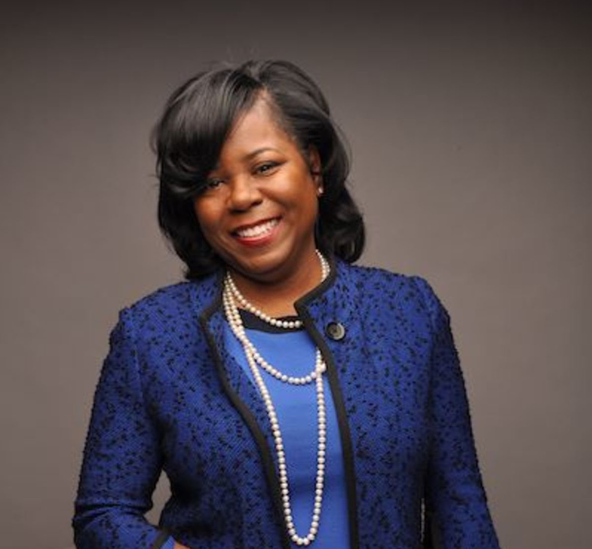 Rev. Theresa Dear, associate minister at DuPage A.M.E. Church in Lisle.
