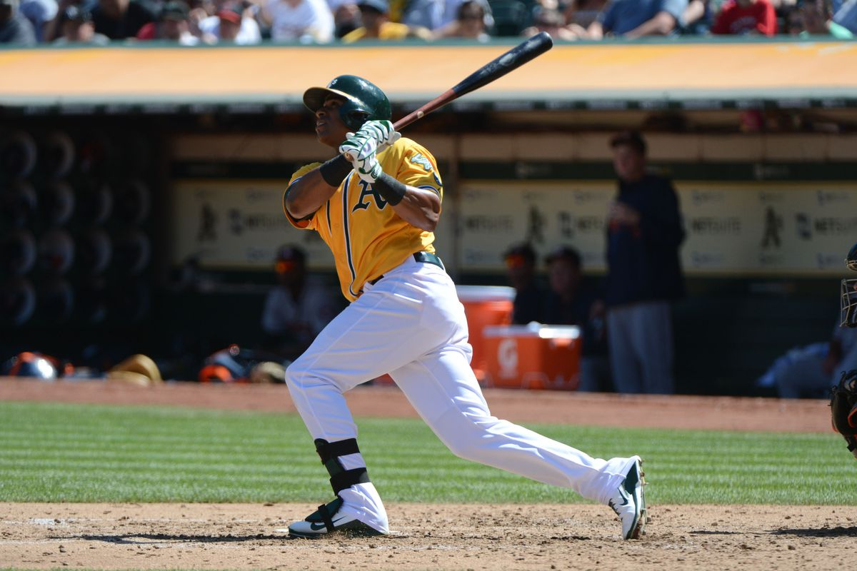 Cespedes IS heating up in September -- and it couldn't come at a better time.