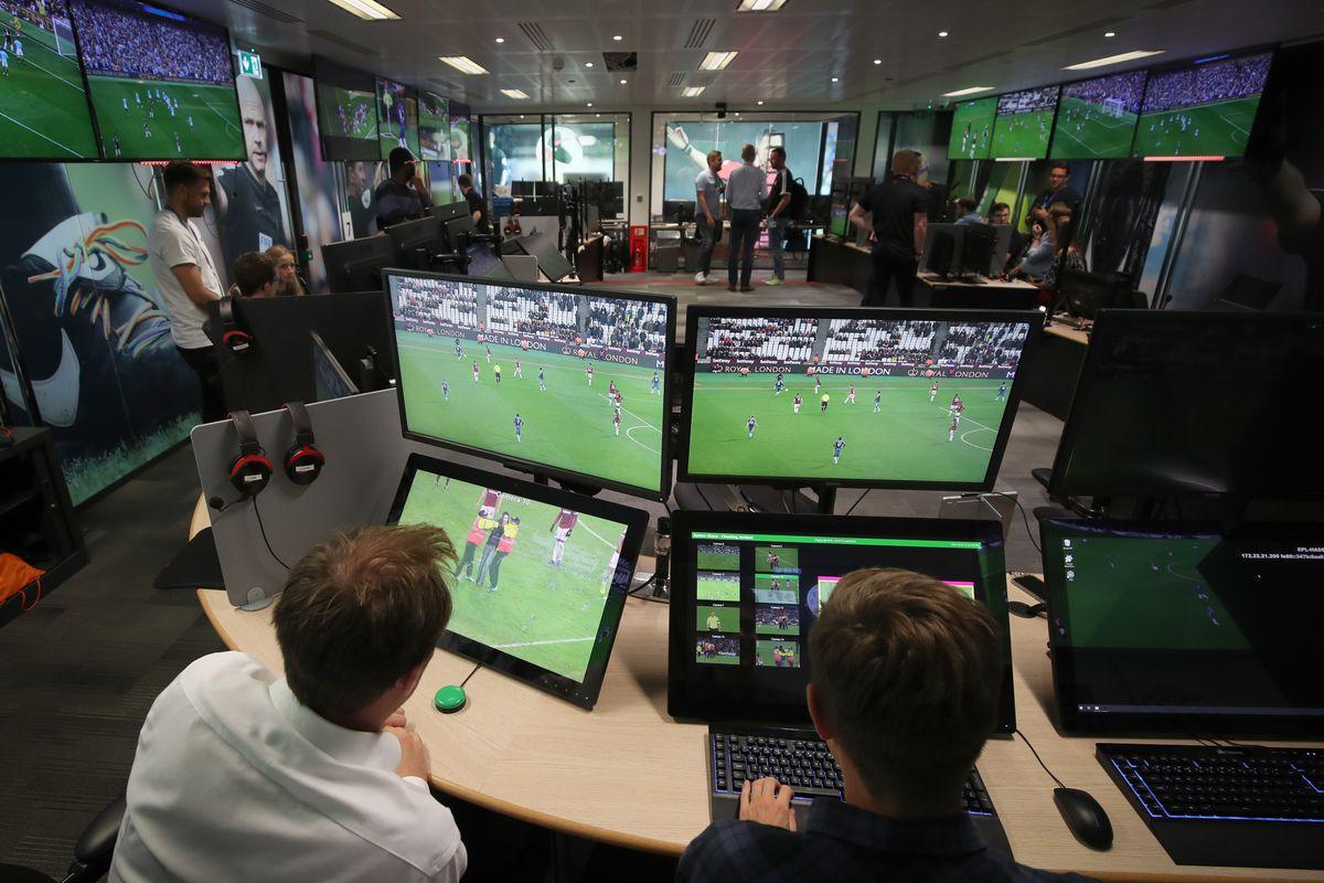 VAR Media Briefing - Premier League Productions