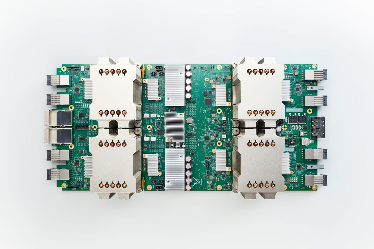 google u0027s next generation ai training system is monstrously fast
