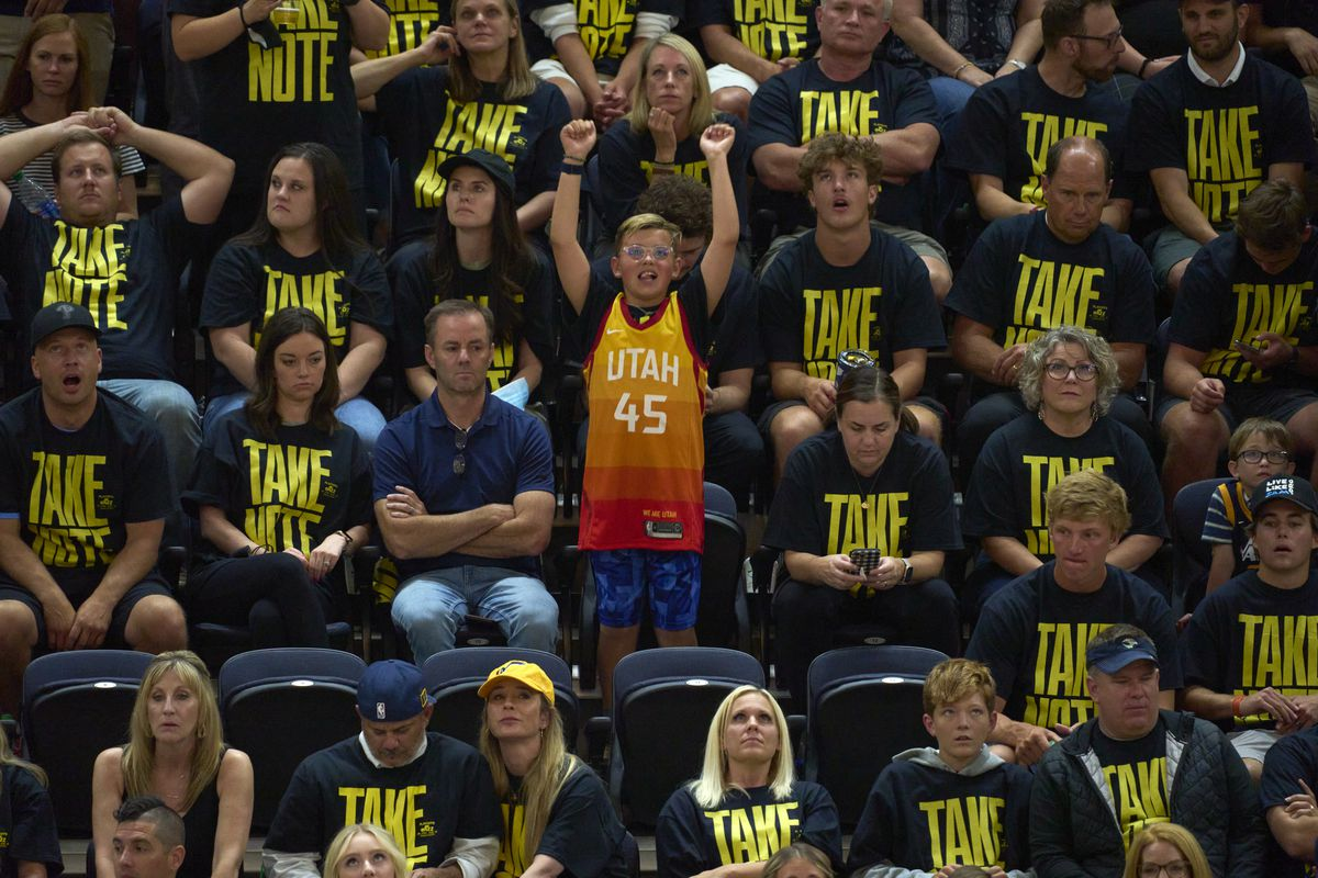 Utah Jazz vs Los Angeles Clippers, 2021 NBA Western Conference Semifinals