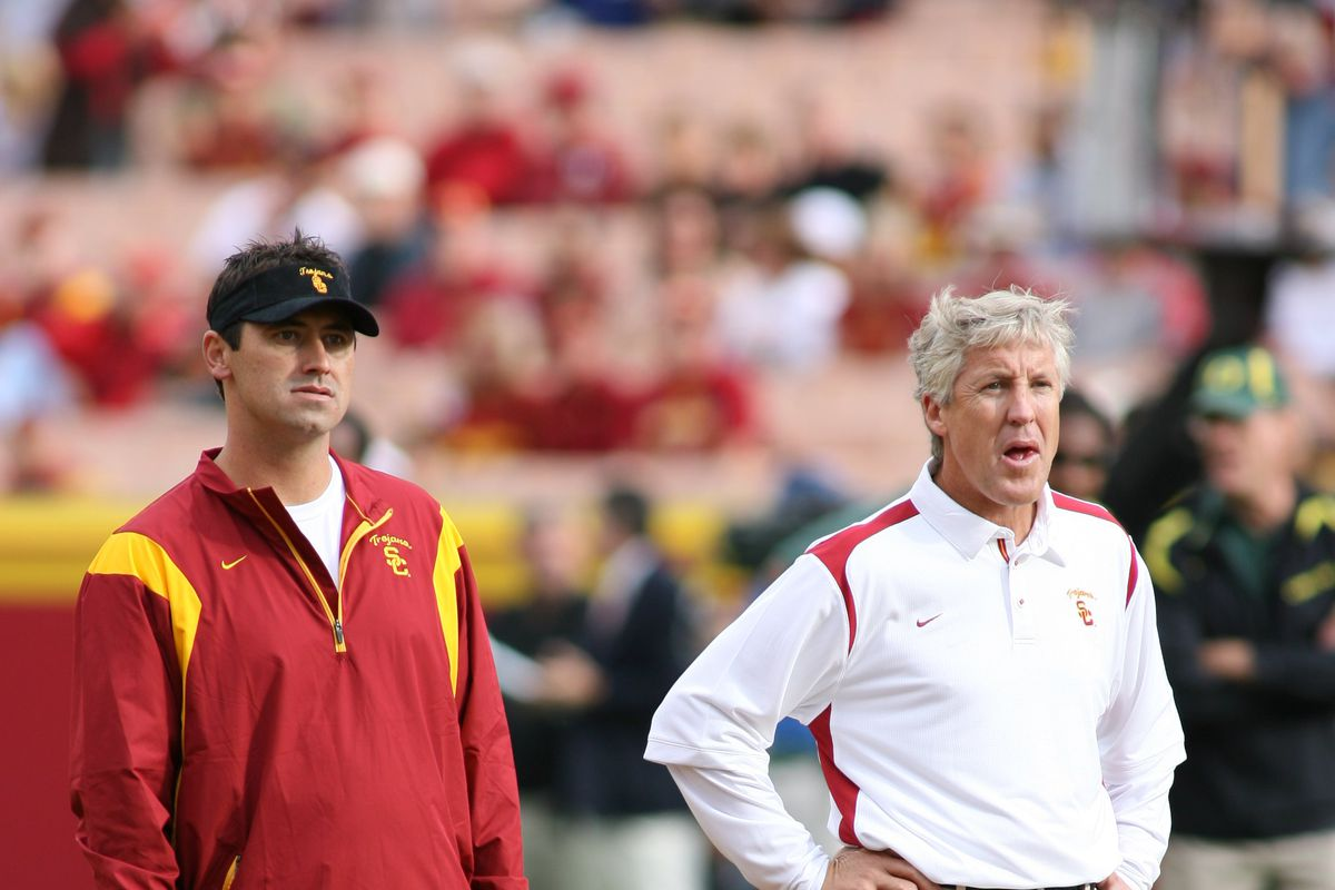 This Former Assistant Of Pete Carroll Considered Favorite To Be New Oc Field Gulls