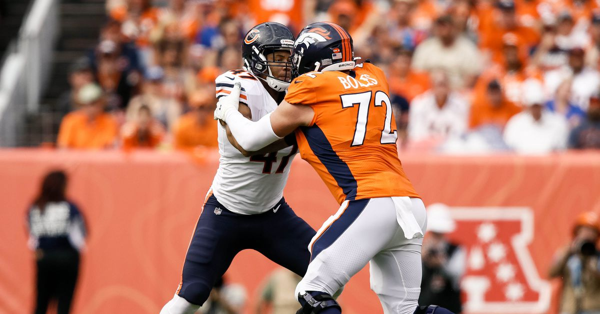 Broncos will wait until after the draft to decide on Garett Bolles' fifth-year option