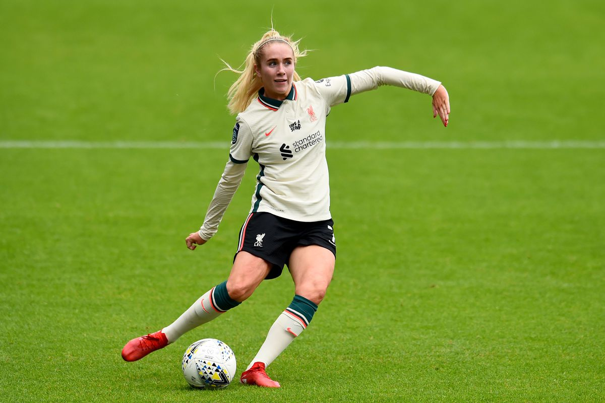 Liverpool Women v Blackburn Rovers Women - Pre-Season Friendly