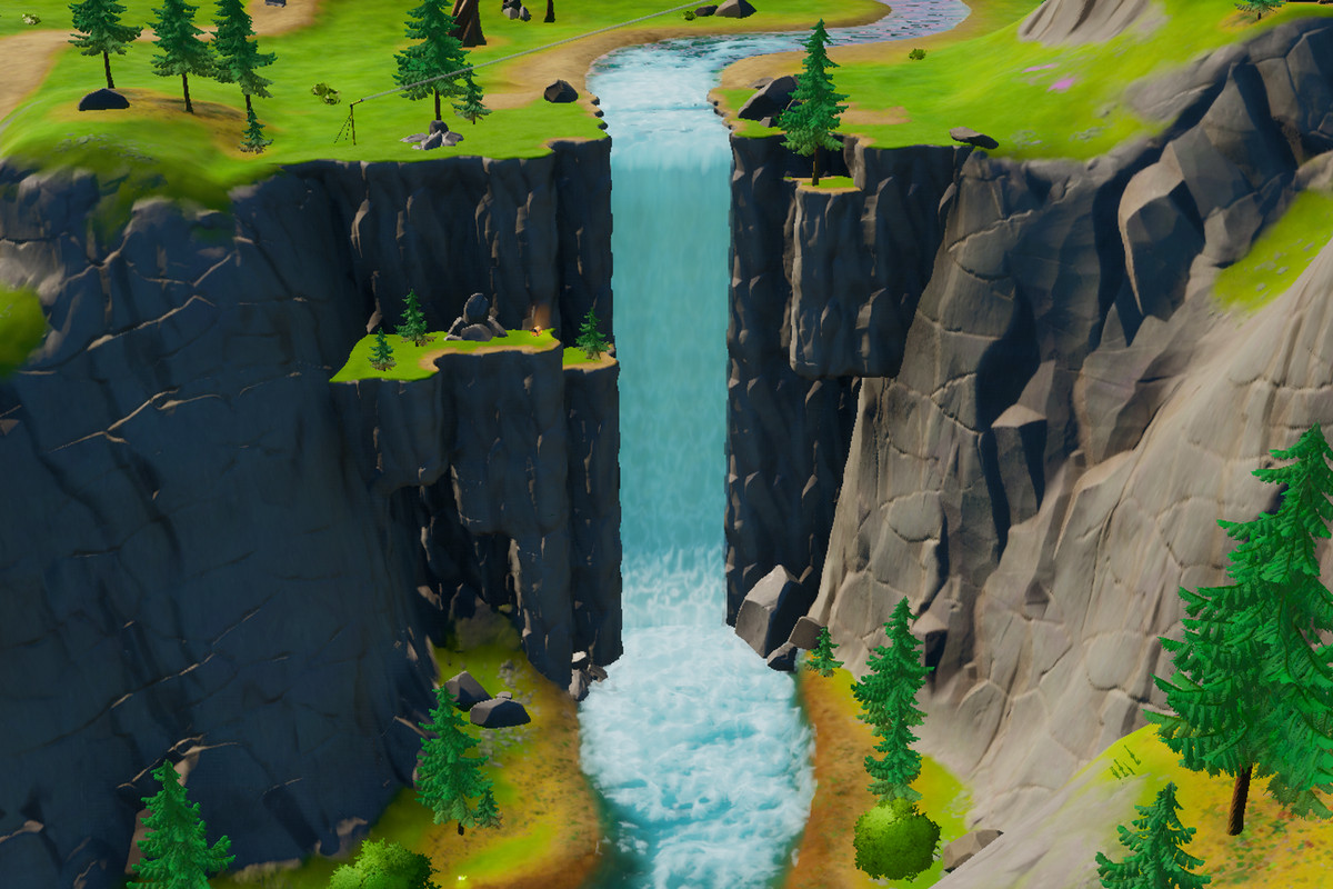 Fortnite Chapter 2 Discover 10 Landmarks New World