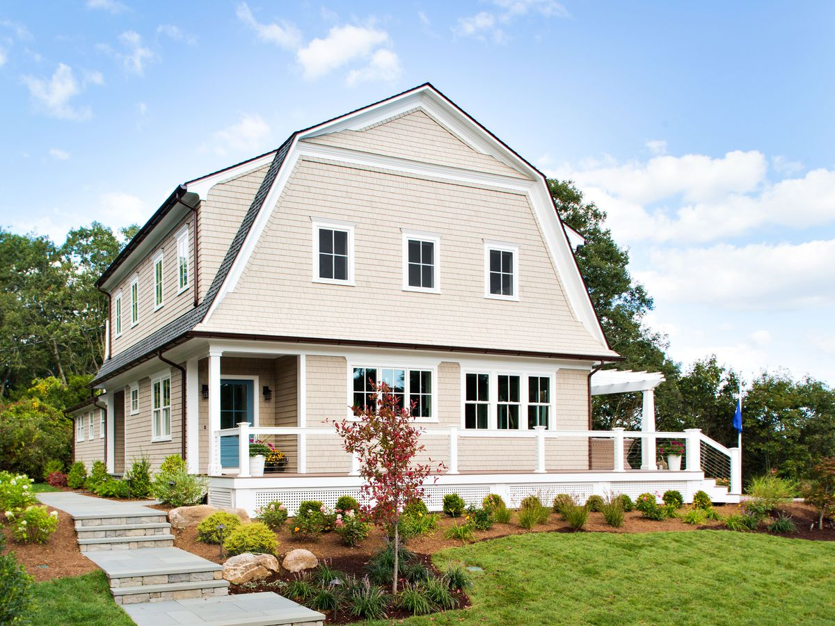 Westerly project house exterior