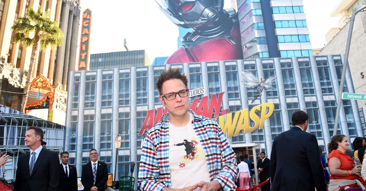 Disney rehires James Gunn for Guardians of the Galaxy 3 after firing him over old tweets