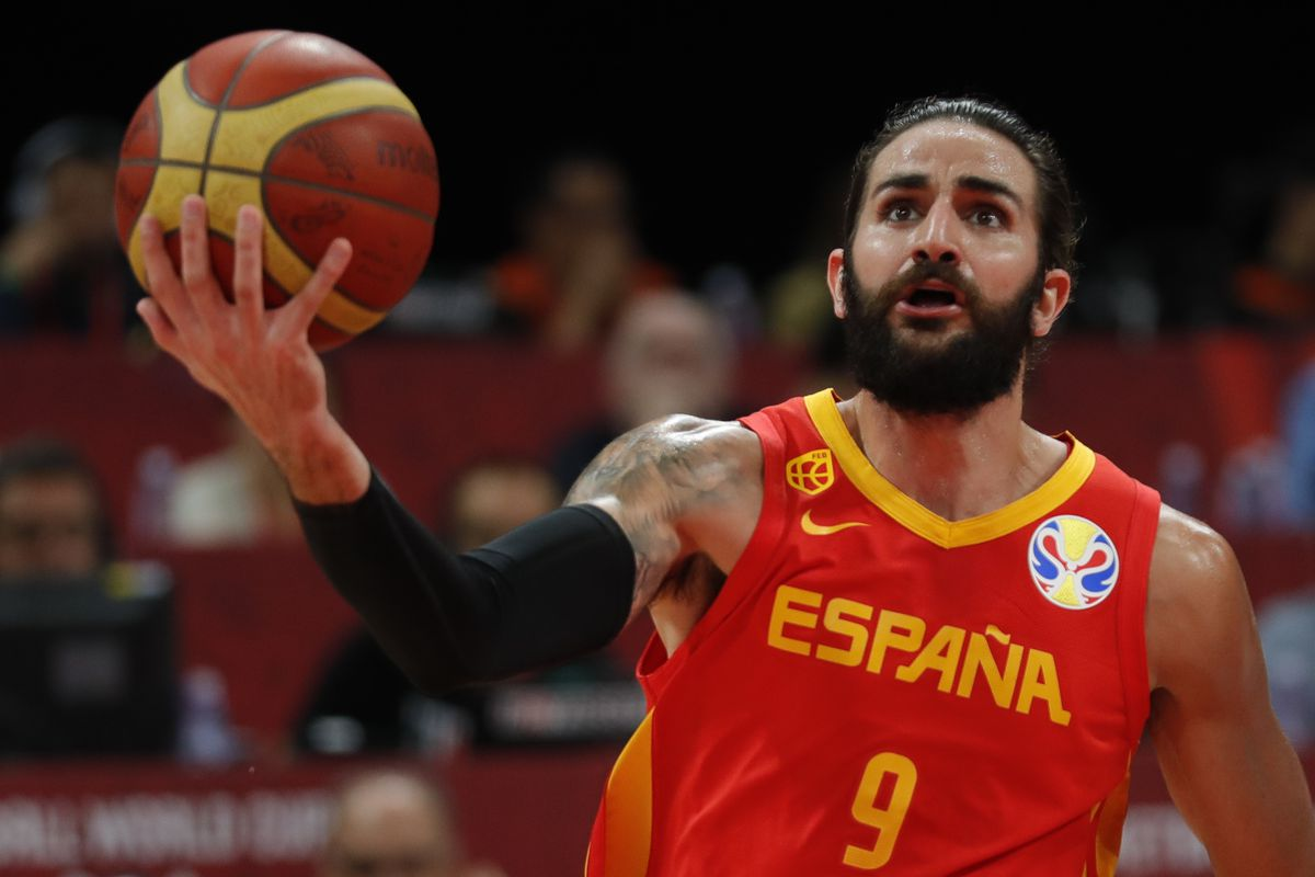 Center of the Sun: Ricky Rubio's FIBA World Cup performance leaves the Suns looking smart to sign him