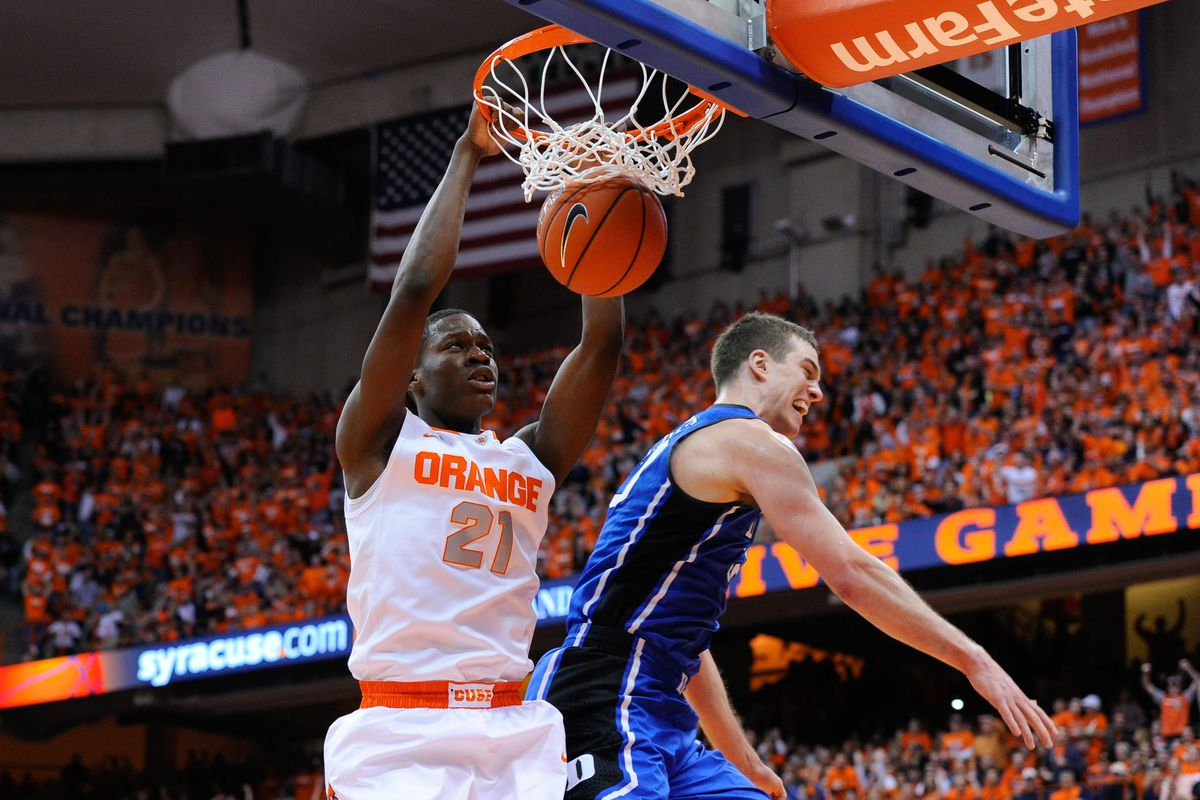 Syracuse Vs Duke Single Game Basketball Tickets Now On Sale Troy