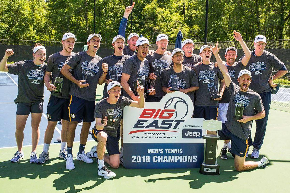 Marquette Men's Tennis