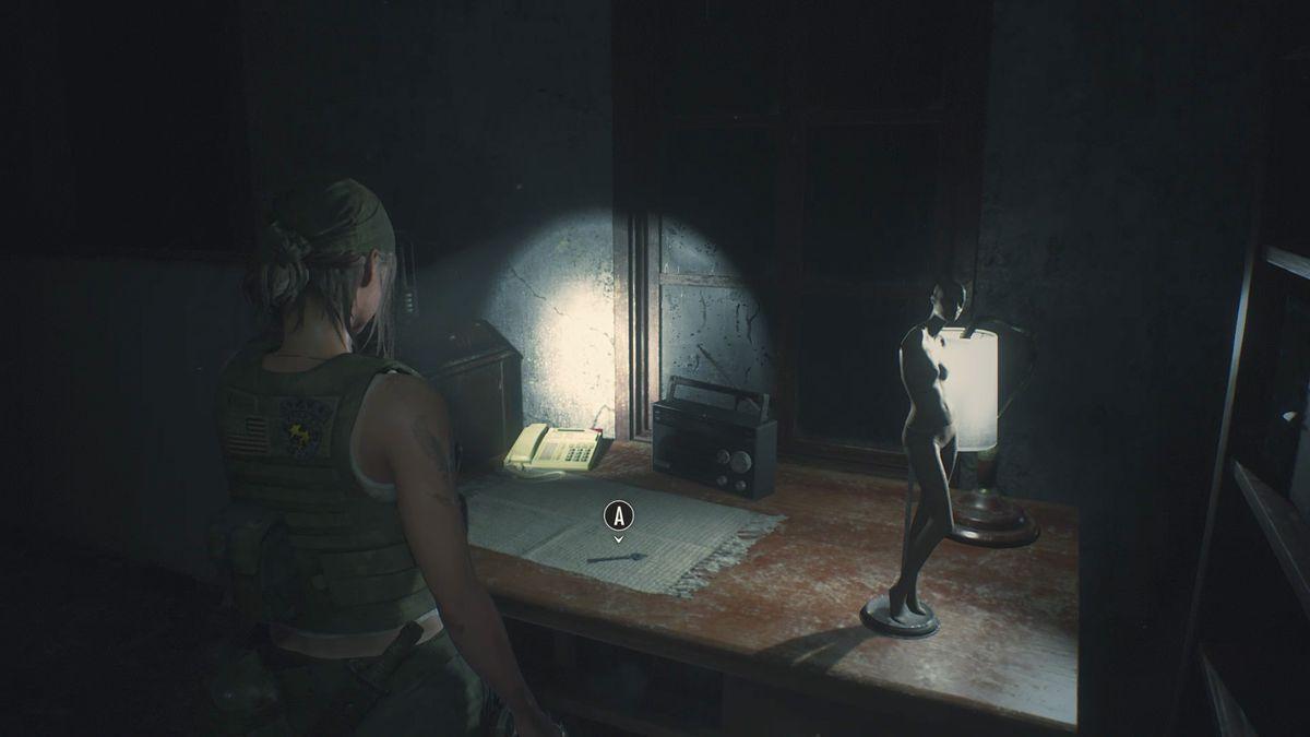 Resident Evil 22nd Run Spade Key