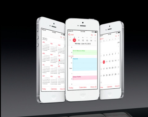 Apple announces iOS 7, 'biggest change' since the