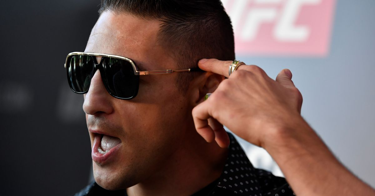 Diego Sanchez, the UFC fighter, is dead according to Diego Sanchez, the human being