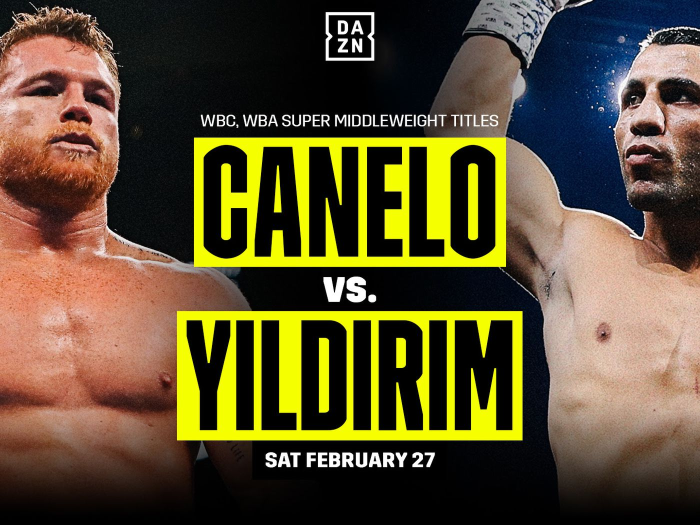 Canelo Alvarez next fight: Yildirim bout official for Feb. 27 - Bad Left Hook