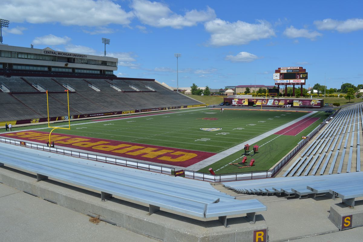 Who will the fans be filling in these seats to see come football season?