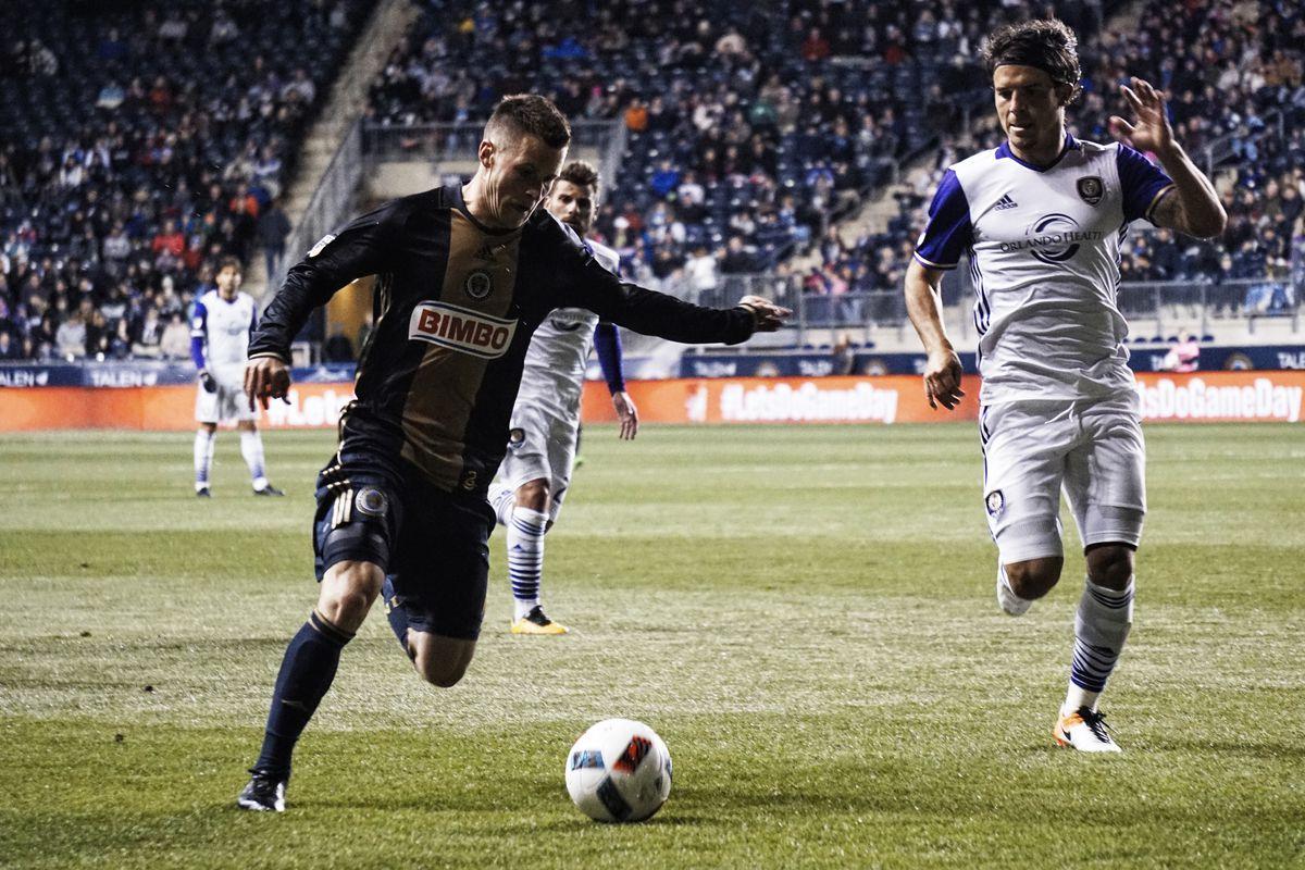 Philadelphia Union vs Orlando City SC