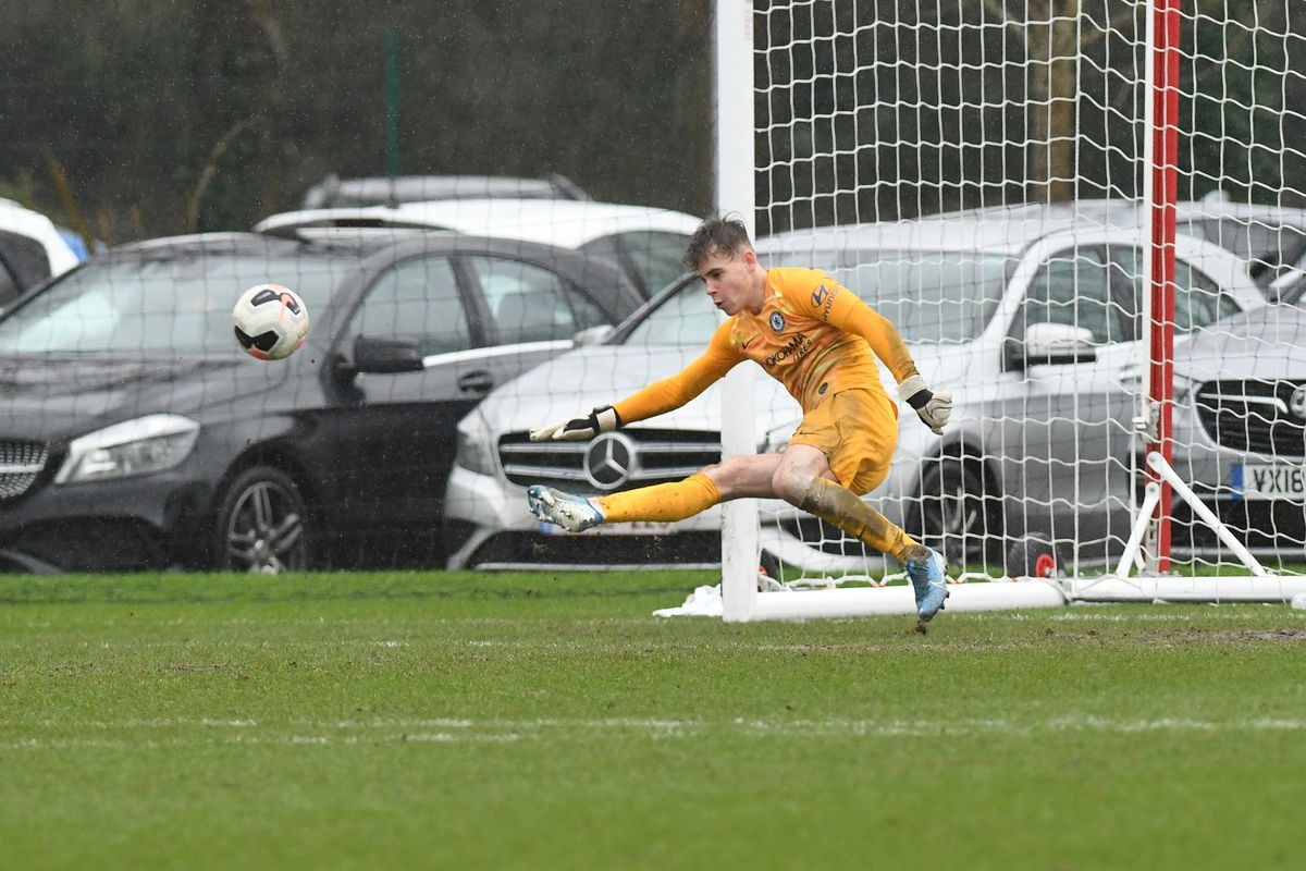 Chelsea FC v Stoke City - U18 Premier League Cup: Semi-Final