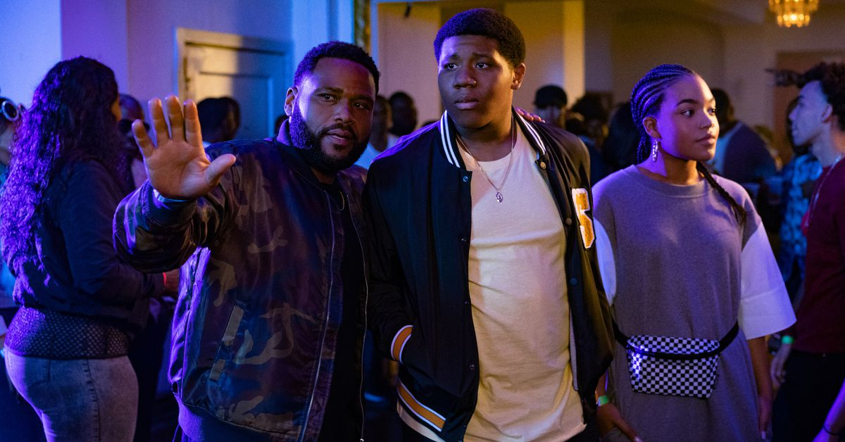 Beats review: Anthony Anderson's Netflix movie never finds a ...