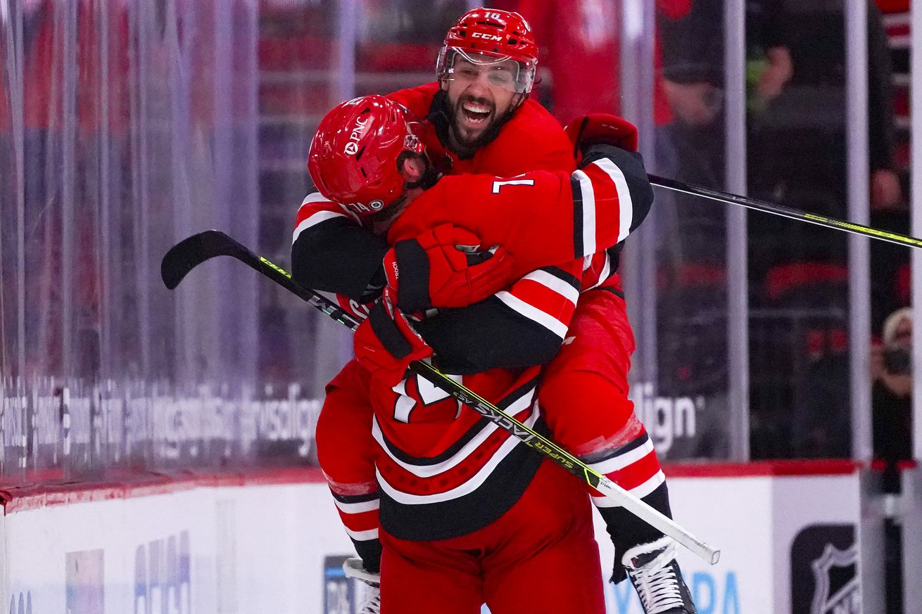 About Last Night: Canes out battle Blue Jackets in overtime