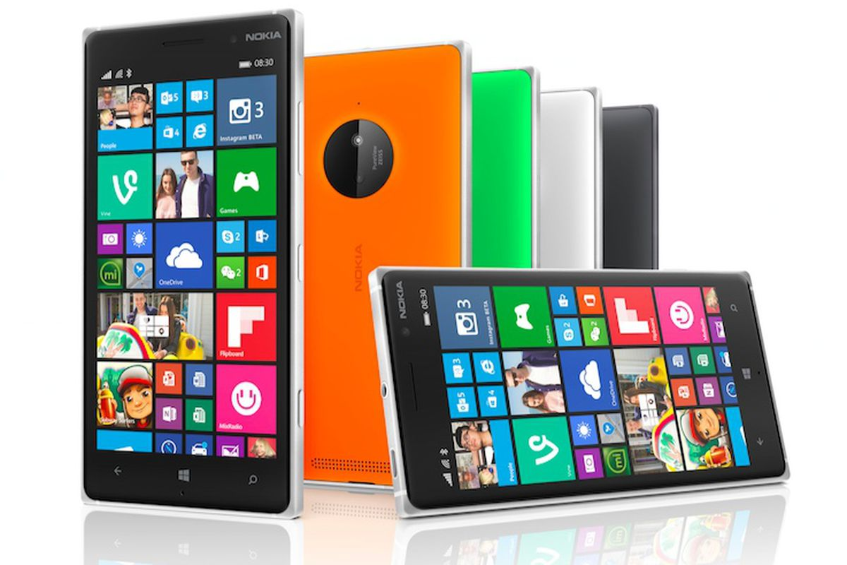Of Course Microsoft Is Rebranding Its Nokia Phones - Vox