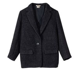 Wool-blend Jacket, $79.95