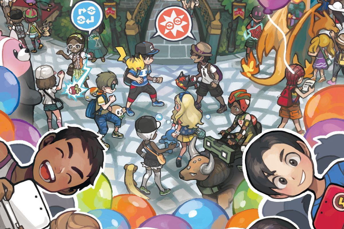 Early Pokémon Sun and Moon players slapped with bans from Nintendo