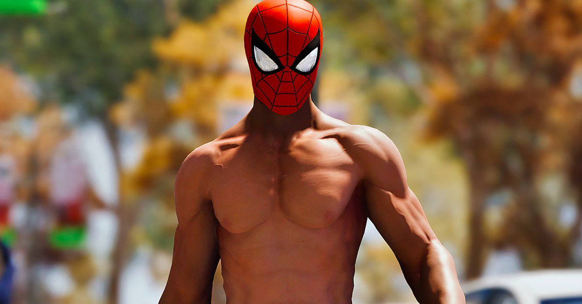 Spider-Man artist explains how he designed Peter Parker's nipples and bulge