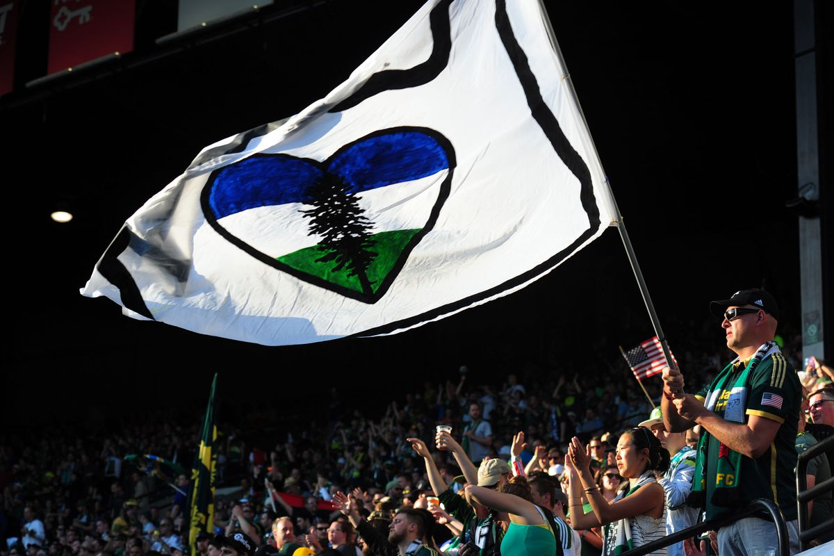 Looks like they're having fun, but what do the Portland faithful really think about their side?