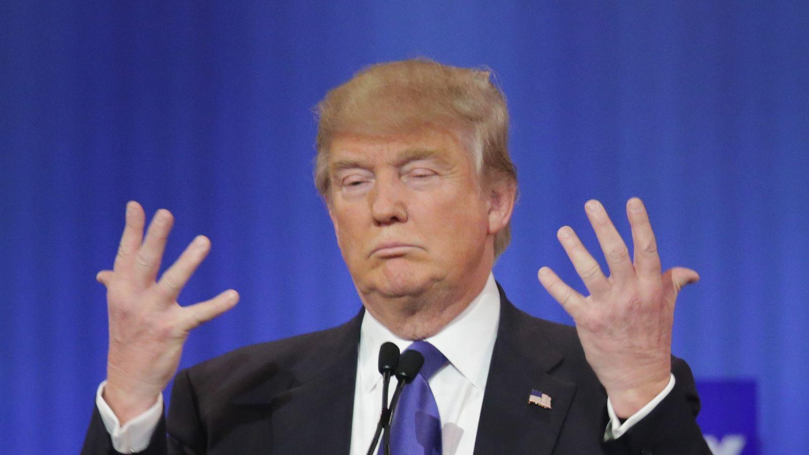 Donald Trump Just Defended His Penis Size At The Republican Debate - Vox-6036