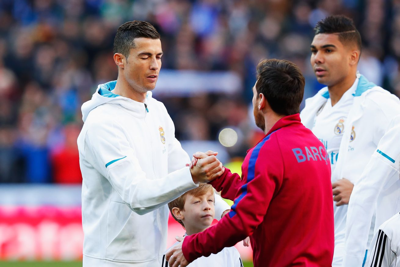 Lionel Messi and Cristiano Ronaldo to watch Copa Libertadores final together