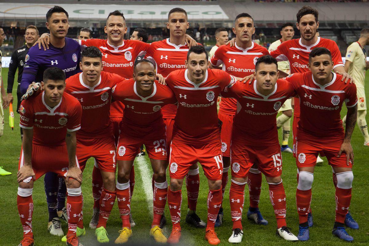 America v Toluca - Playoffs Torneo Apertura 2018 Liga MX