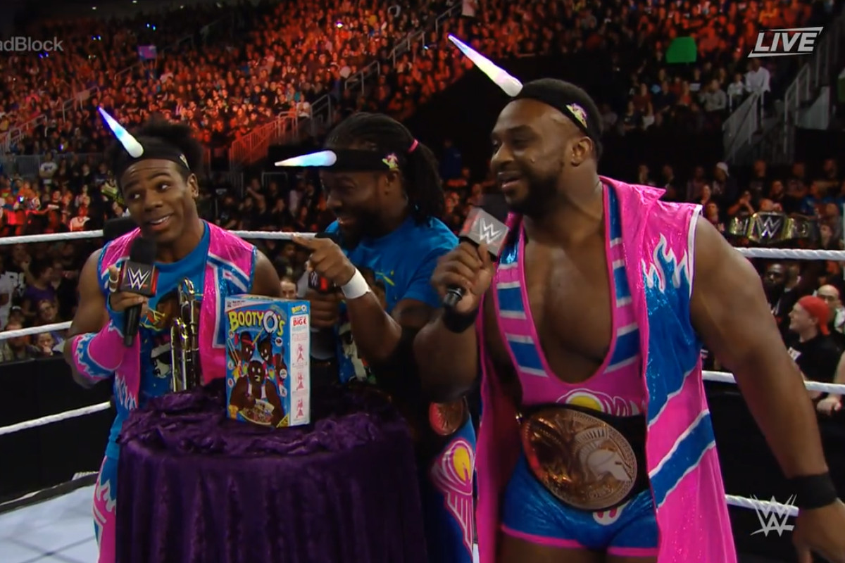 New Day Unveils Booty O S Cereal A Real Thing You Can Buy