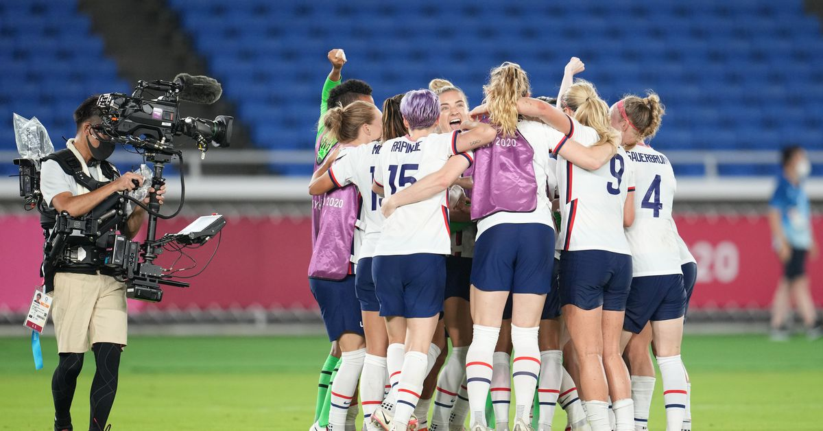 How to watch USWNT vs. Canada in Olympics women's soccer semifinals via live stream