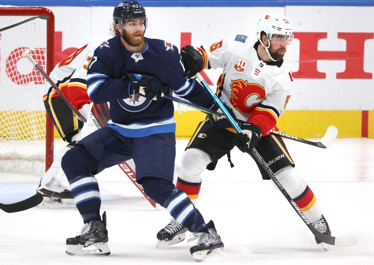 Calgary Flames v Winnipeg Jets - Game Three