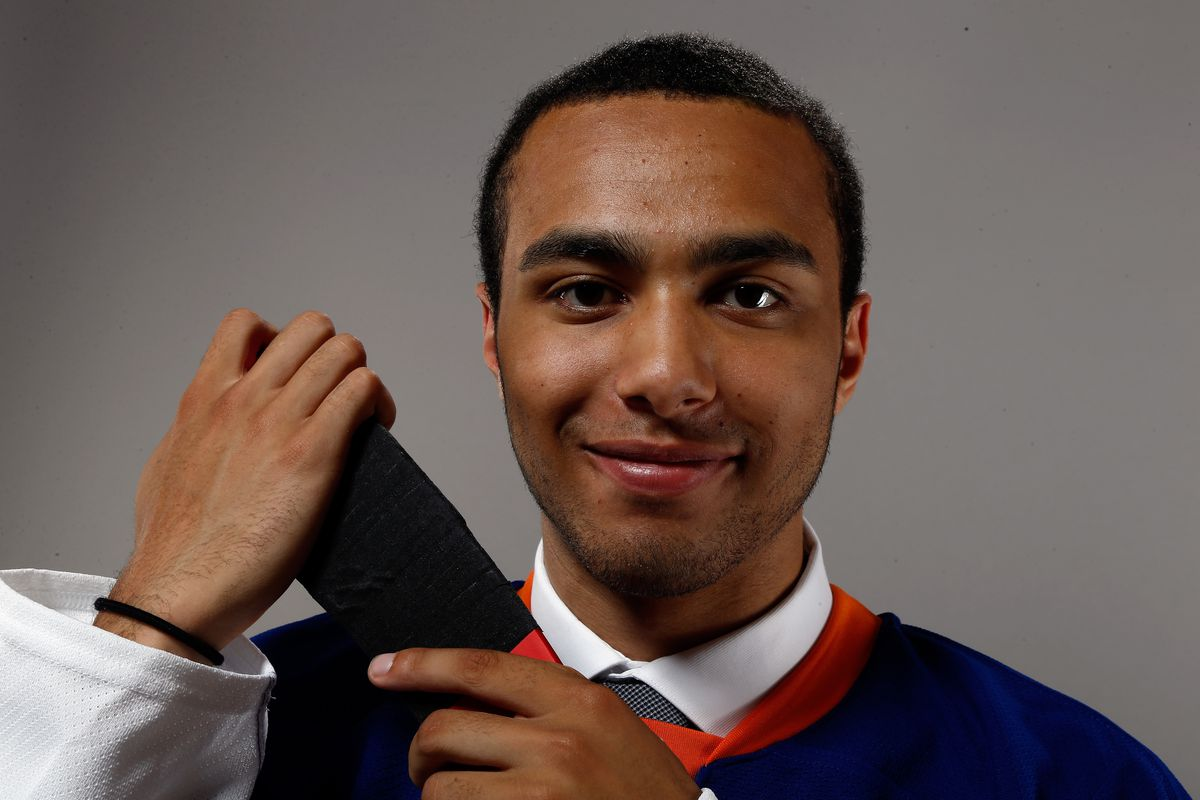 """""""I don't play for Hockey Canada. I play for New York."""""""