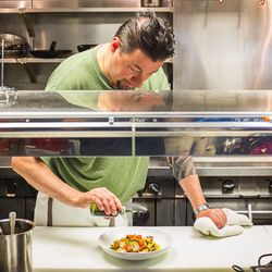 """<a href=""""http://ny.eater.com/archives/2014/07/scott_bryan_bacchanal_hot_dish.php"""">Scott Bryan Brings the Mediterranean to The Bowery</a>"""