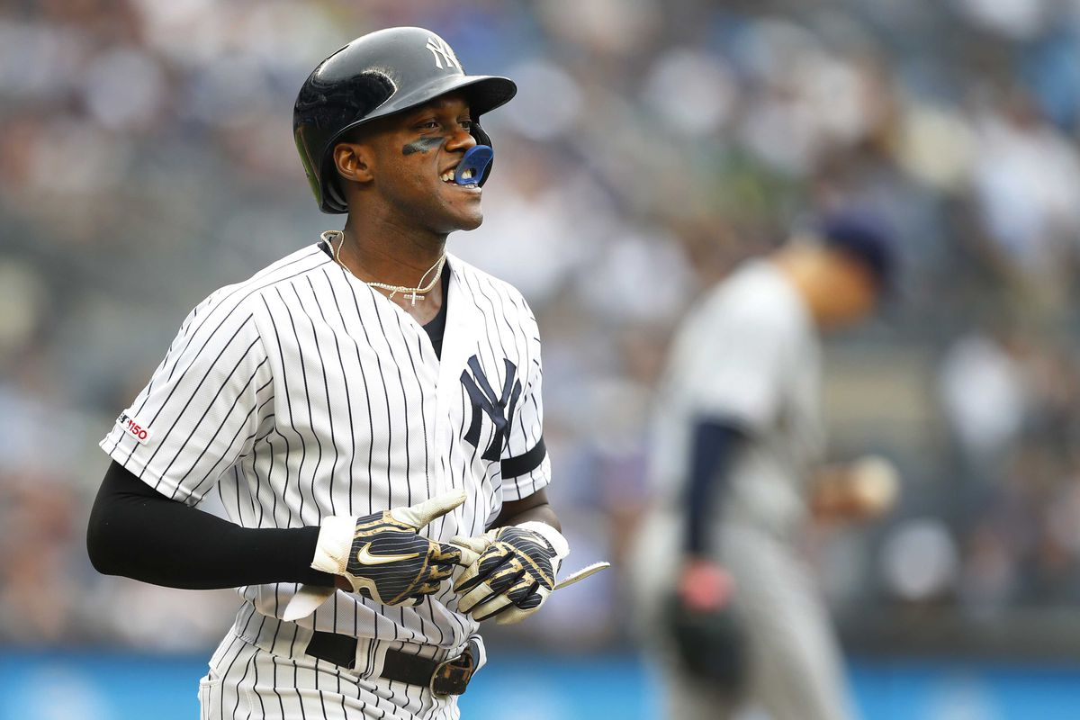 New York Yankees News: Cameron Maybin hoping to come back soon
