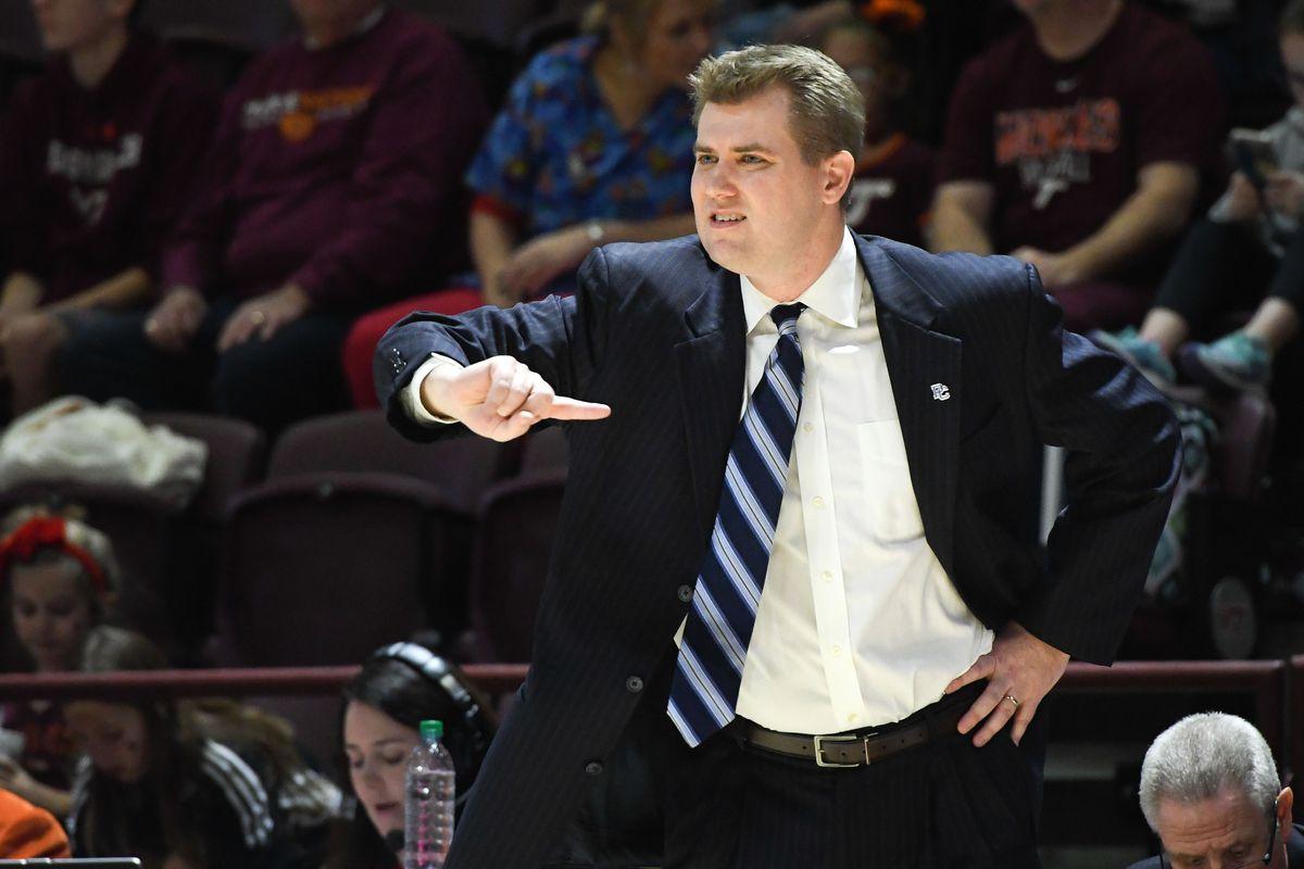 NCAA Basketball: Presbyterian at Virginia Tech