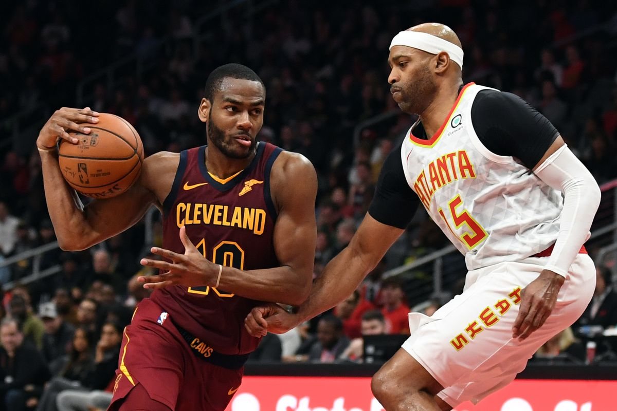 low priced b0704 903fd Trade grade: Cavaliers add another pick to the war chest in ...