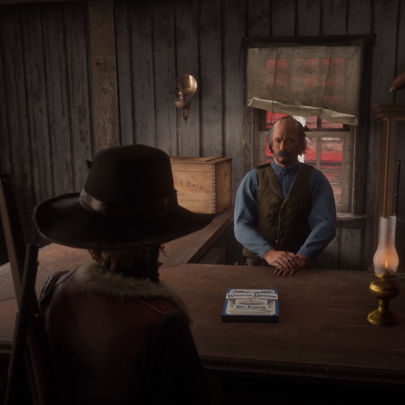 Red Dead Redemption 2's lack of a power curve is a problem