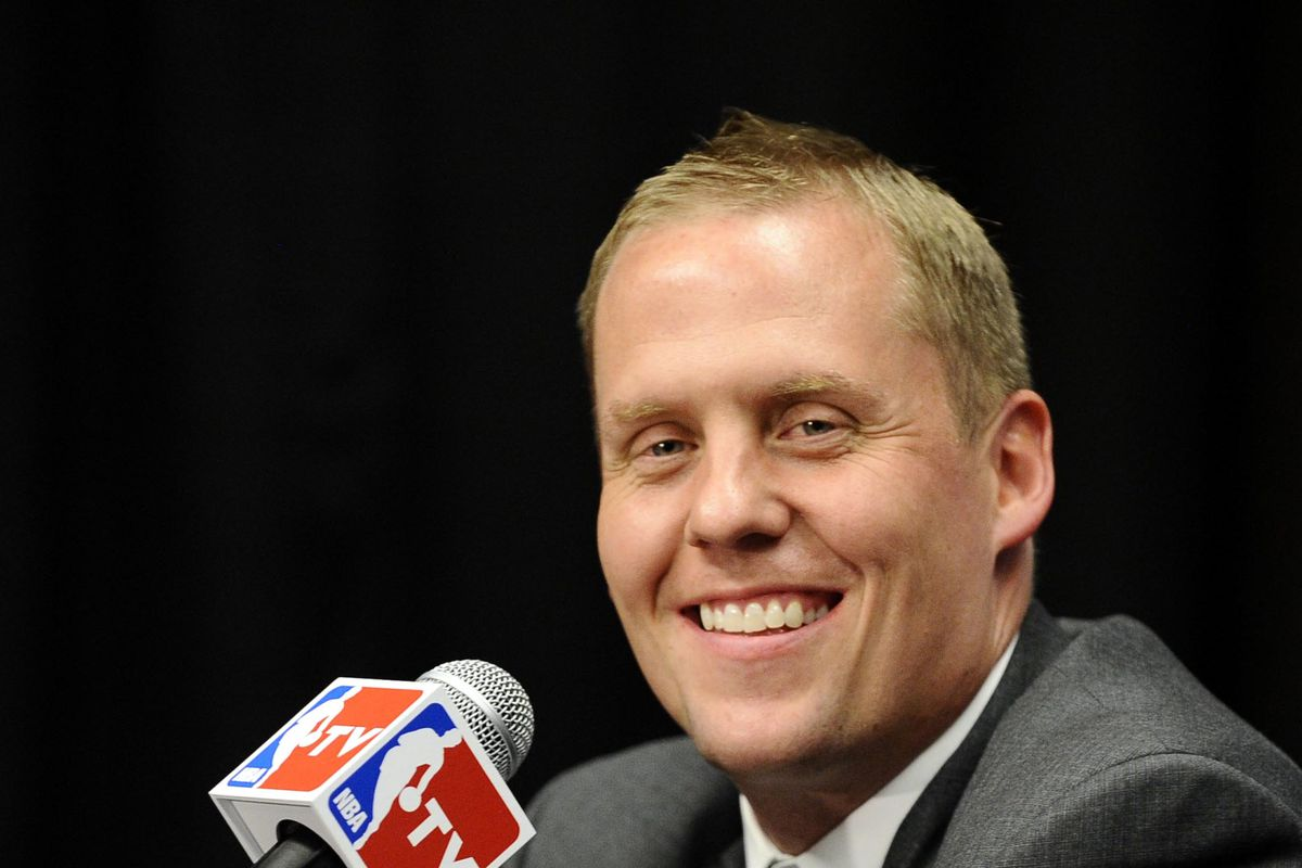 Tim Connelly. He may be grinning like this right now.