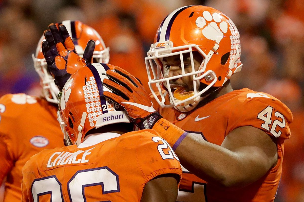 Acc Championship Game 2018 Odds Clemson Heavy Betting Favorite