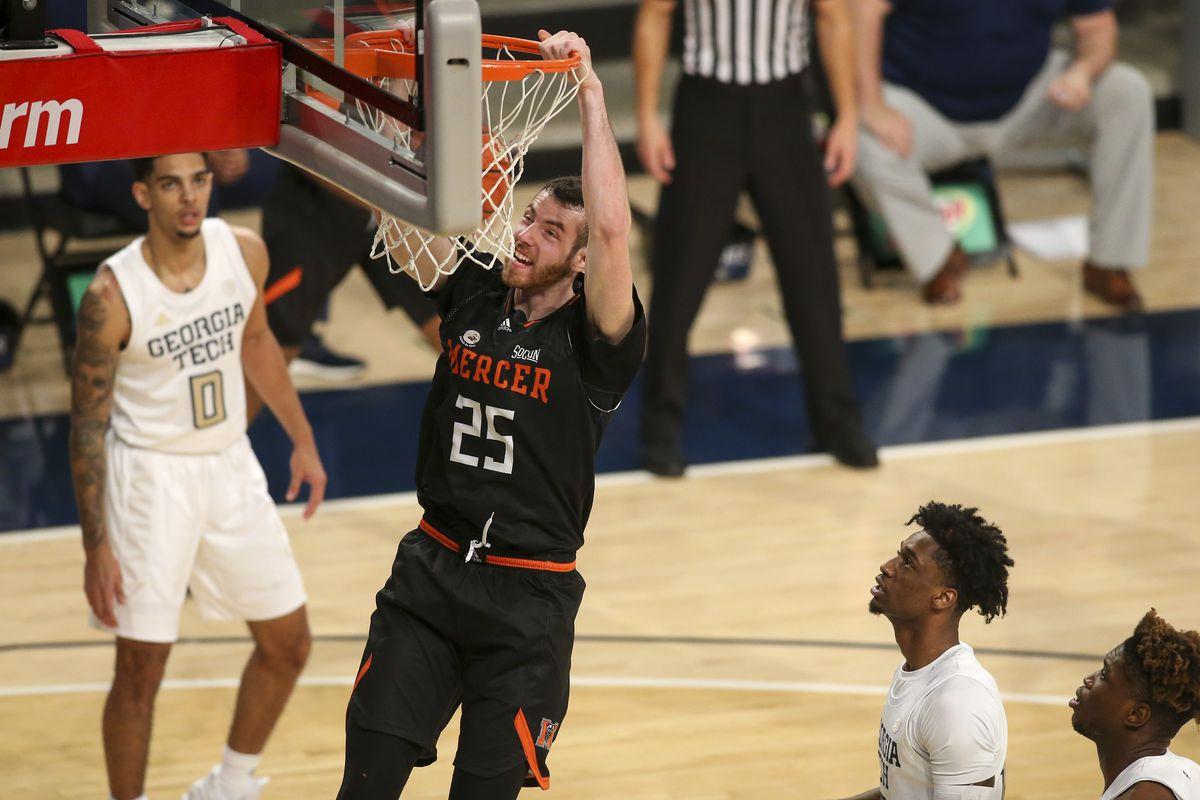 NCAA Basketball: Mercer at Georgia Tech