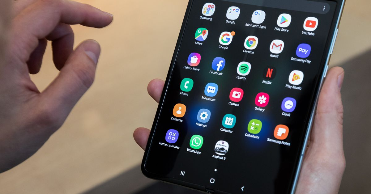 Hands-on with the Samsung Galaxy Fold: more than just a concept