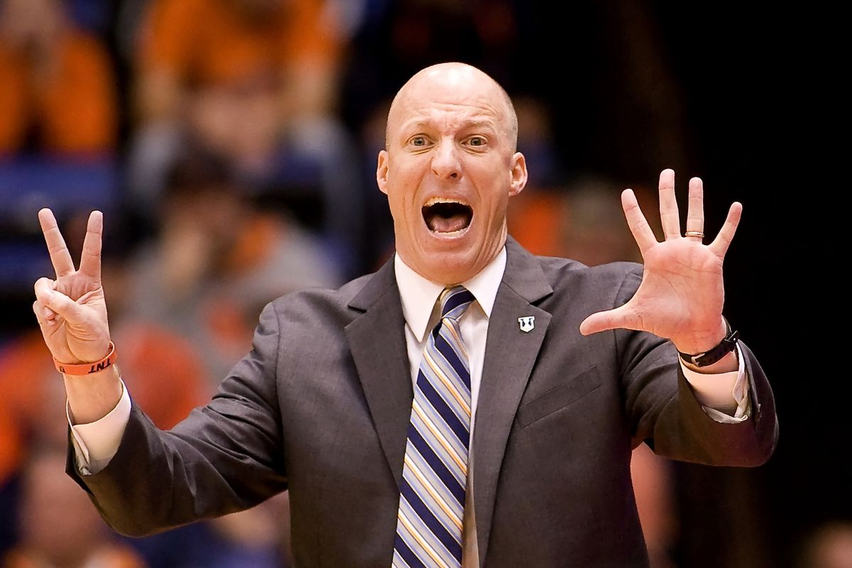 John Groce signals for the one player he'd like to have back right now: Kendrick Nunn