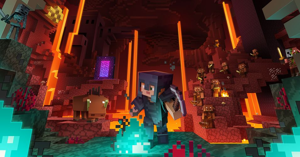 Minecraft Nether Update Everything New From Netherite To New