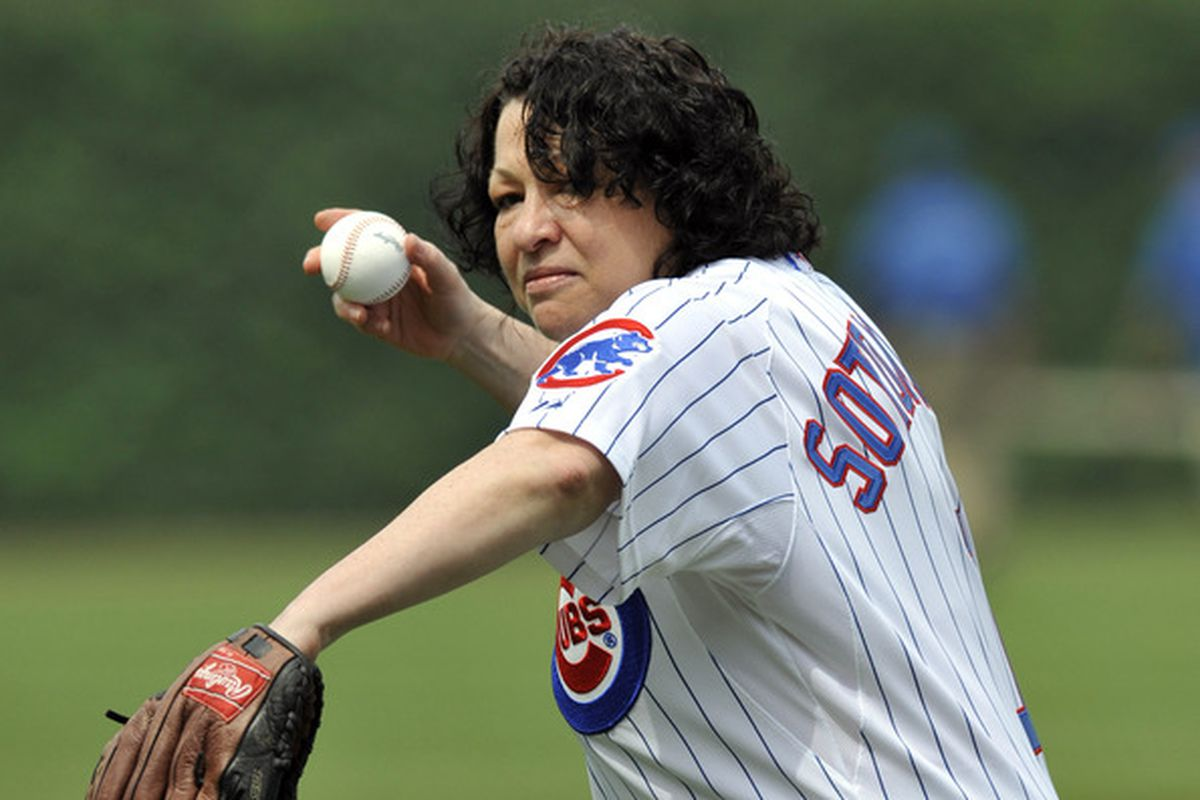 Sonia Sotomayor was part of the decision that struck down DOMA