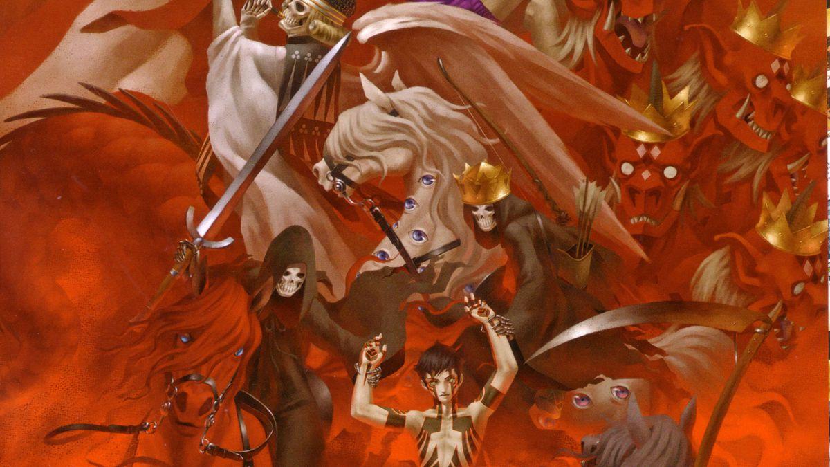 日本最伟大的RPG特许经营权,第2部分