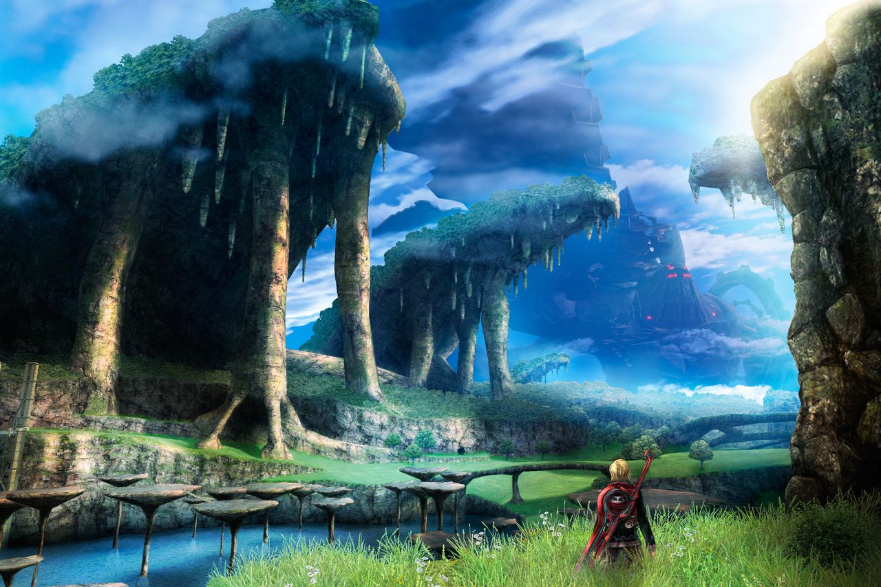 65d476eb02 Xenoblade Chronicles 3D is worth buying a New Nintendo 3DS XL for ...